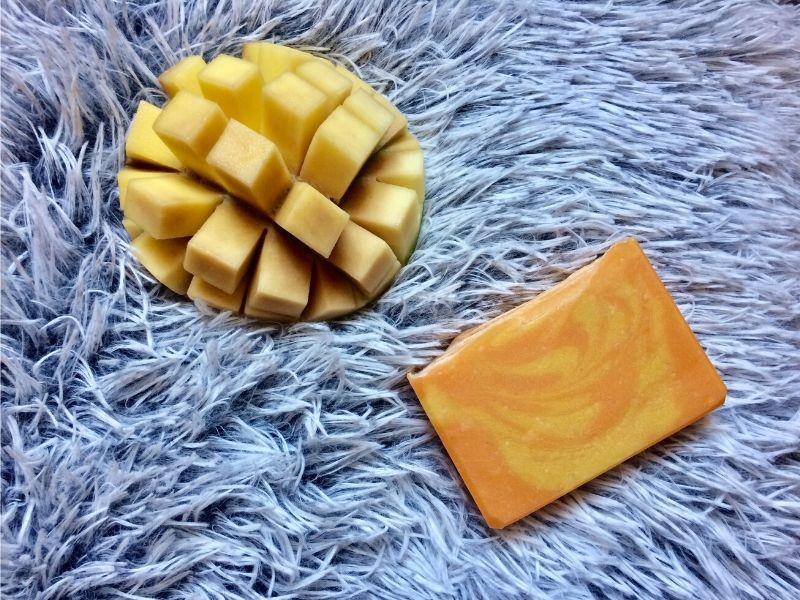 mangóvajas szappanrecept