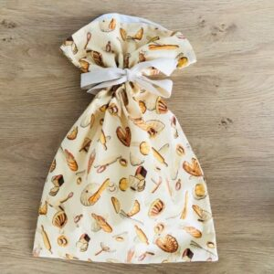 pékárus kenyeres zsák