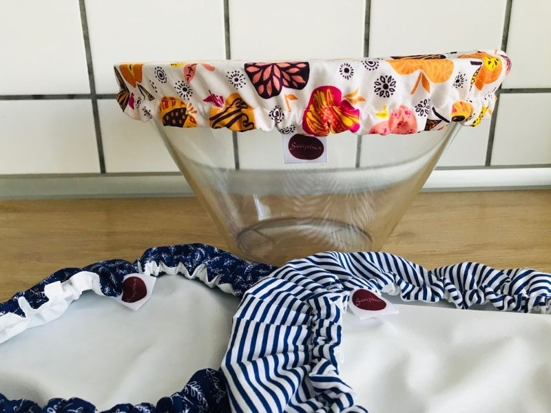 nagy méretű textil edényfedő