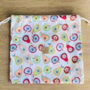 gyümölcsös bevásárló zsák